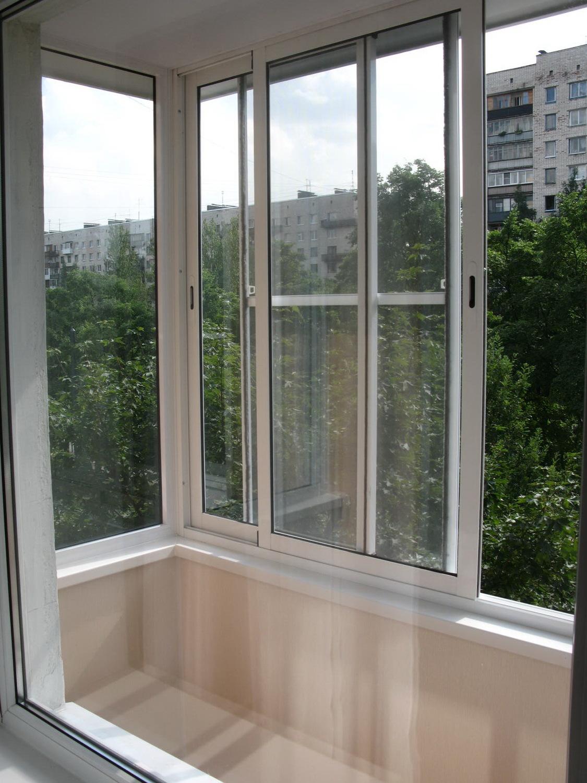 Цены на остекление балконов в кирове - монтаж, установка, ок.